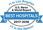 UCLA ranked best hospital in west